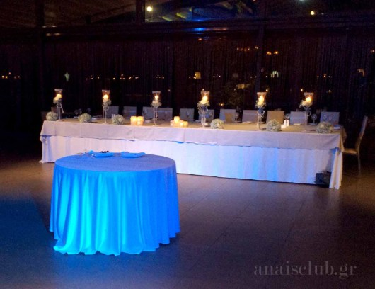 νυφικό τραπέζι Μανίκα Γελεβεσάκη