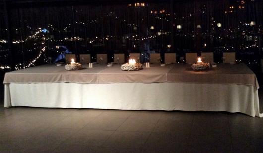Το νυφικό τραπέζι